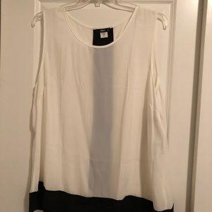 ING Sleeveless Dress Tank